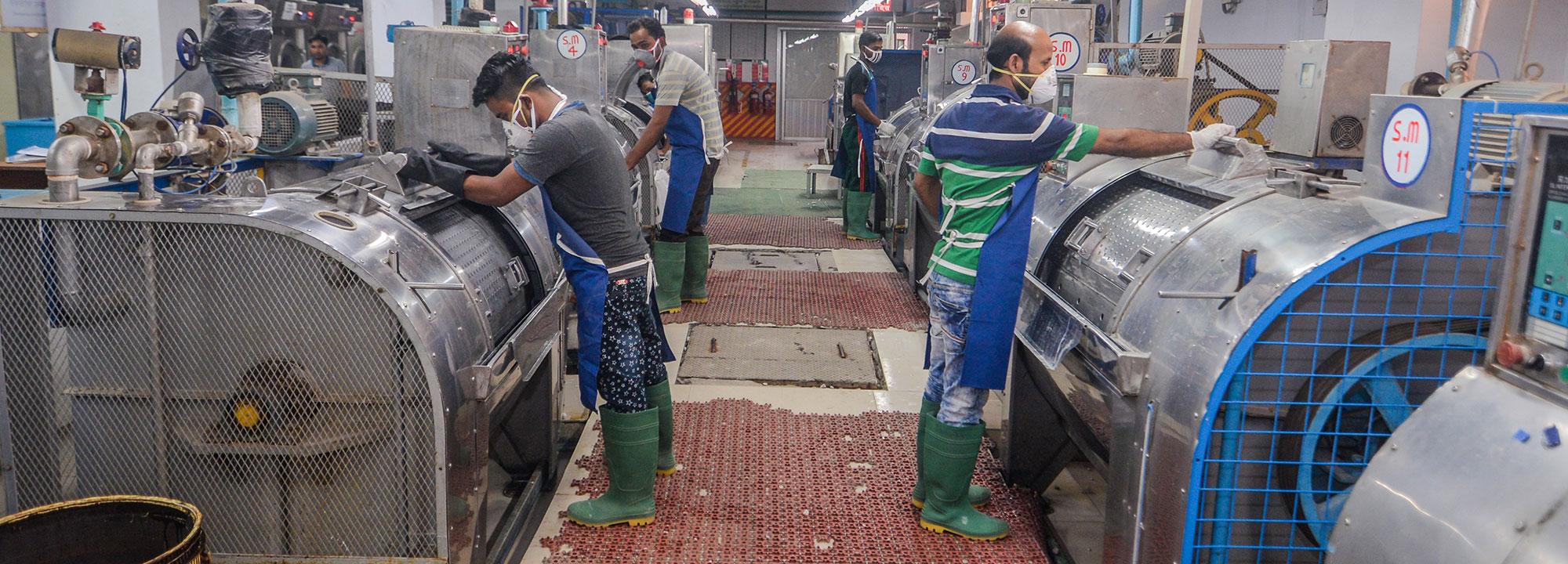 Al-Muslim Washing Ltd  – Al Muslim